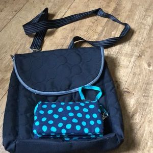 BUNDLE thirty-one vary you tote and wristlet